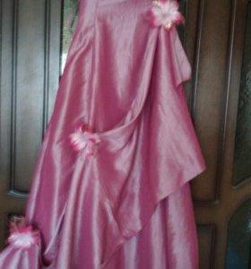 Платье вечернее42-44р.