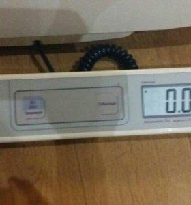 Весы детские электронный