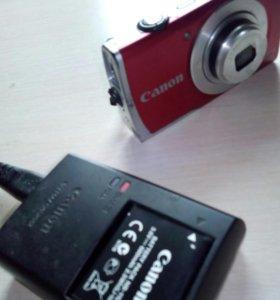 Фотоаппарат и зарядное устройство