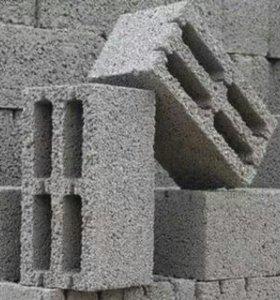 Стеновые блоки из керамзита