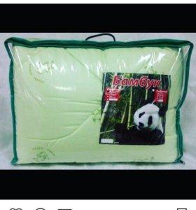 Одеяло из бамбука термофиксированное.
