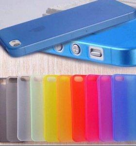 Чехлы плёнки стекла  на iPhone