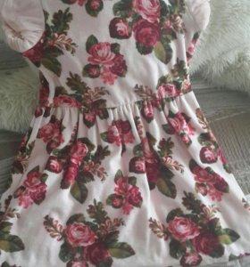 Платье фаберлик р-р 128-134