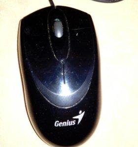 Компьютерная мышка Genius Laser
