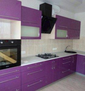 Кухонный гарнитур, 3,1х2, любой размер и цвет