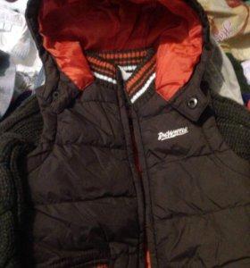 Куртки от 6 месяцев до 3 лет