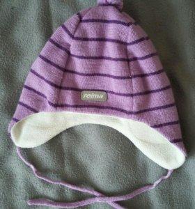 Зимняя шапка Reima р.44