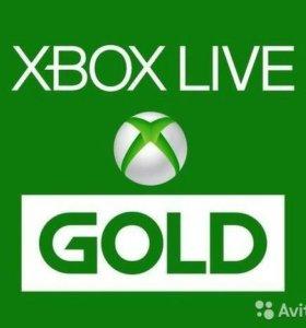 Xbox live gold, игры