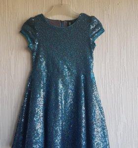 Новое платье 104р-р