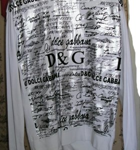 Свитшот Dolce Gabbana