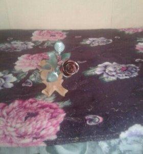 Железная Роза без подставки