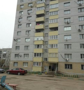 1к.кв 43м2; Молодежная 1а