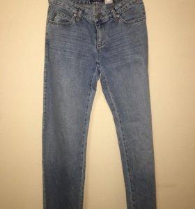 Джинсы-клёш Armani jeans оригинал