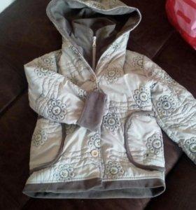 Куртка детская 2 года
