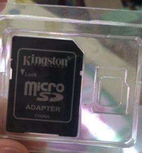 Микро SD для компьютера