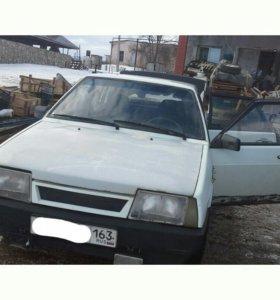 ВАЗ 21099 1995г.в. карбер