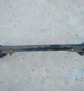 Subaru forester 3 усилитель заднего бампера