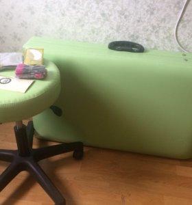 Кушетка и стул