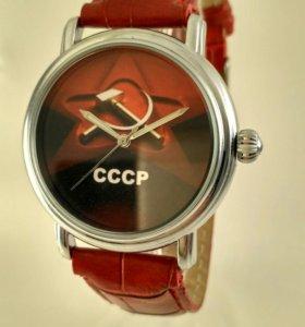 Часы Серп и Молот СССР