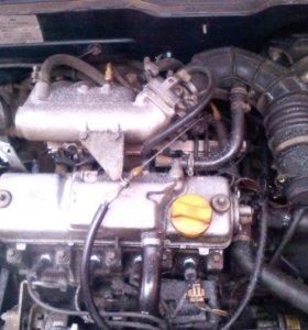 Двигатель ваз 2114, 2110, калина