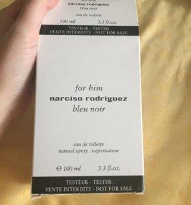 Narciso Rodriquez blue noir