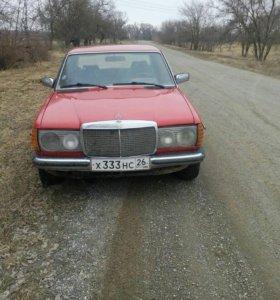 Mersedes-Benz w123