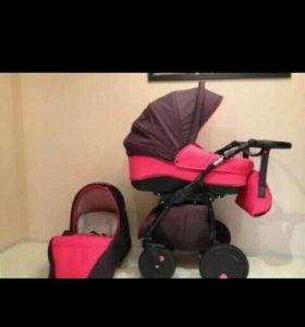 Детская коляска Zippi Tutis 2in1