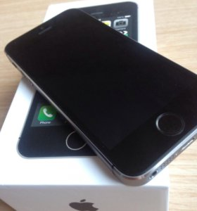 Apple iPhone 5s 16gb LTE 4G с Touch id