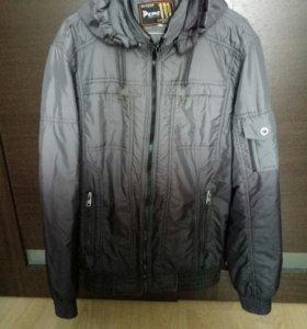 Демисезонная куртка для подростка
