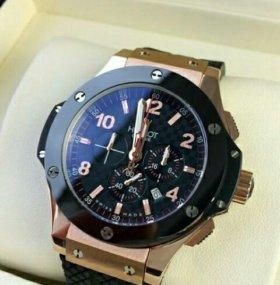 Новые мужские часы в коробке с доставкой