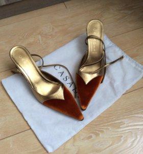 Туфли Casadei оригинал новые