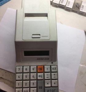 Чекопечатающая машинка Касби-03м