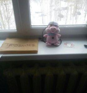 Вебкамера в виде свинки