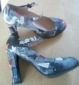 Туфли женские 37-38 р