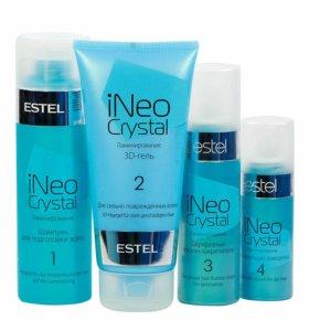 Набор для ламинирования волос Estel