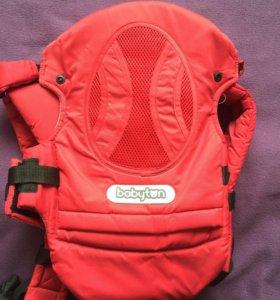 Рюкзак-переноска Bebeton