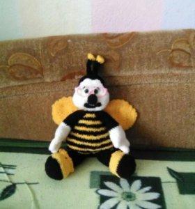 Пчелка! Ручная работа!