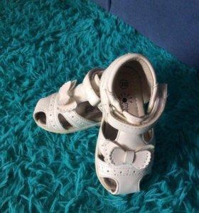 MIO SOLE, туфли летние р. 20
