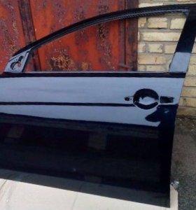 Двери передние на лансер