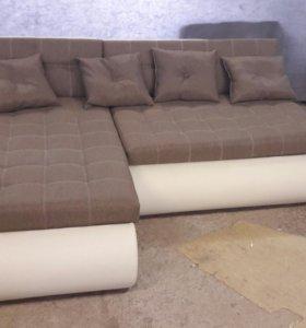 """Угловой диван """"Кормак"""" новый"""