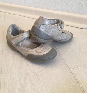 Туфли детские Geox нат.кожа