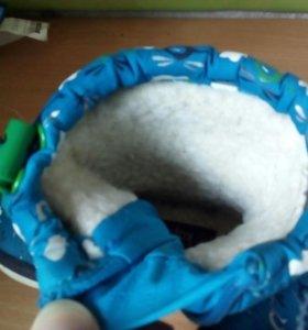 Сапожки kapika.24 размер