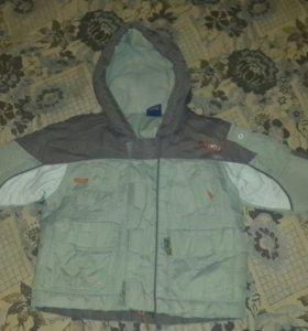 Куртки и комбинезоны