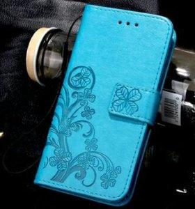 Кожаный Чехол Для Samsung Galaxy S3 S4 S5 Mini S6