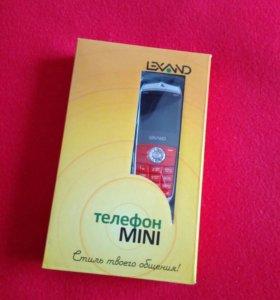 Телефон Lexand LPH1mini