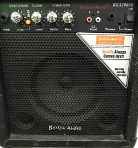 Borton audio