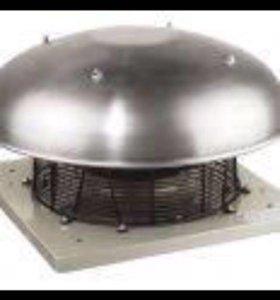 Вентилятор крышный SYSTEMAIR DHS 190EZ/новые