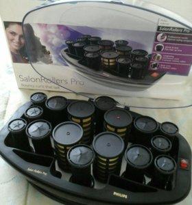 Электробигуди Philips Salon Rollers Pro