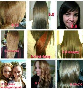 Краска для волос в ассортименте