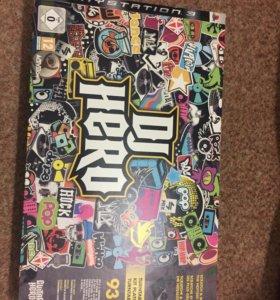 DJ Hero (пульт) PlayStation 3